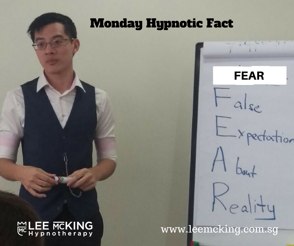 Monday Hypnotic Fact by Lee McKing