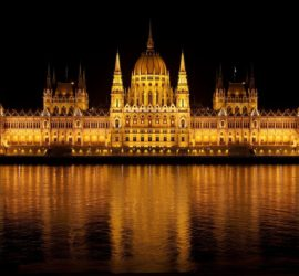 Building Hungary Palace Parliament Budapest by maxpixel