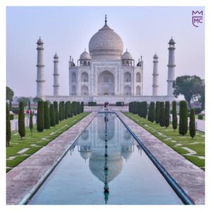 Lee McKing and Taj Mahal