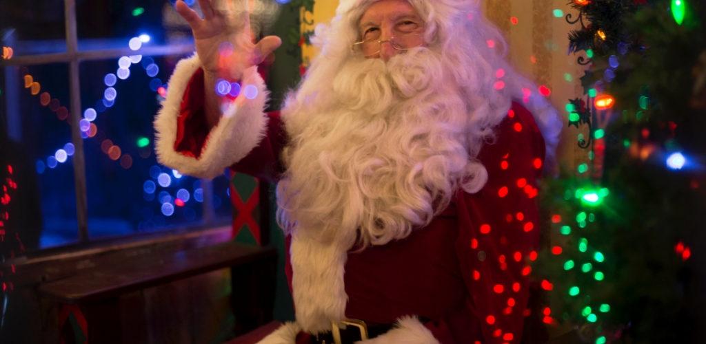 Presentation Santa Claus