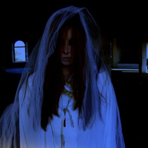 Presentation Lee McKing and the female ghost in 7th lunar month